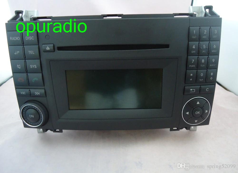Original new Alpine car single CD radio N25-MN2830 for Mercedes Vito B class Audio 20 CD A169 900 20 00 made in Hungary