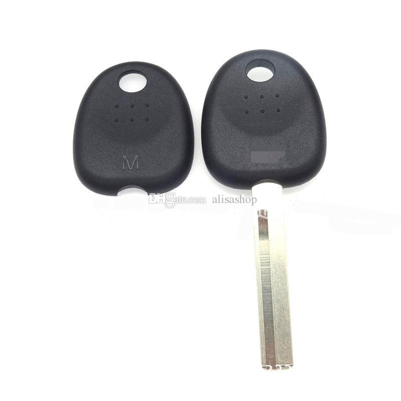 Transponder Key Shell for Hyundai Accent Chip Key Cover Blanks