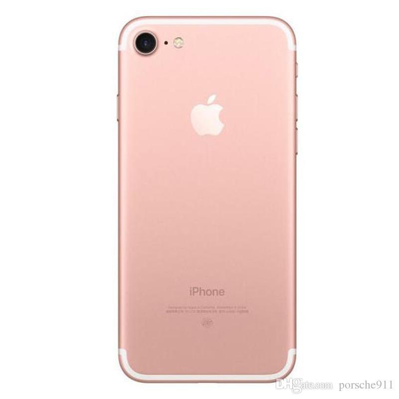 Refurbished Apple iPhone 7 Quad Core 1GB RAM 32GB/128G ROM IOS 12MP fingerprint 4G unlocked phone