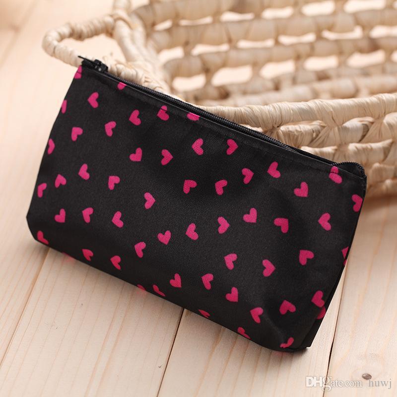 tragbare Öko-Taschen Kosmetiktaschen Koffer faltbare Aufbewahrungstasche Reisetaschen
