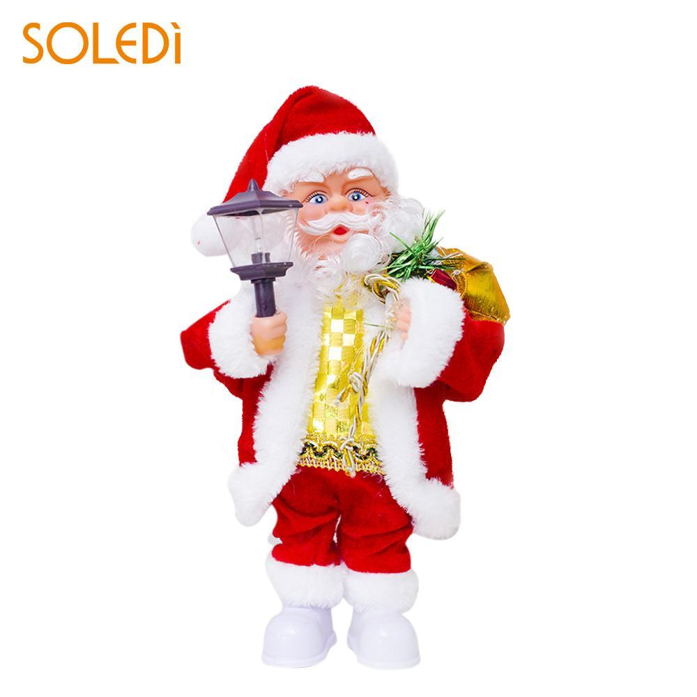 485acdc316554 Dancing Santa Claus Music Santa Claus Creative Electric Santa Claus Kids  Gift Christmas Doll Event Plastic Cute Online with  28.8 Piece on  Zhanhuahome s ...