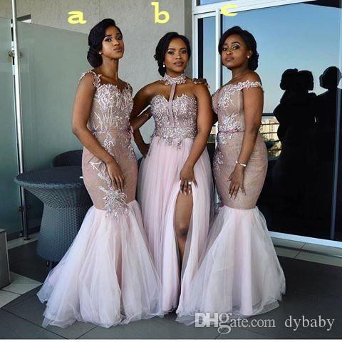 2018 Sexy Cheap Plus Size Elegant Dress Women For Wedding Party Bridesmaid Dresses Sydney Gowns From Dybaby