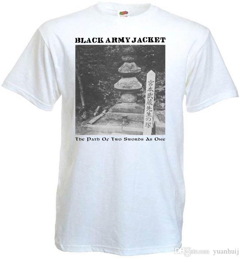9c761532e Black Army Jacket V5 T Shirt White Hardcore Powerviolence All Sizes S 5XL  Latest T Shirt Design T Shirt Shopping Online From Yuanhuij, $11.18|  DHgate.Com