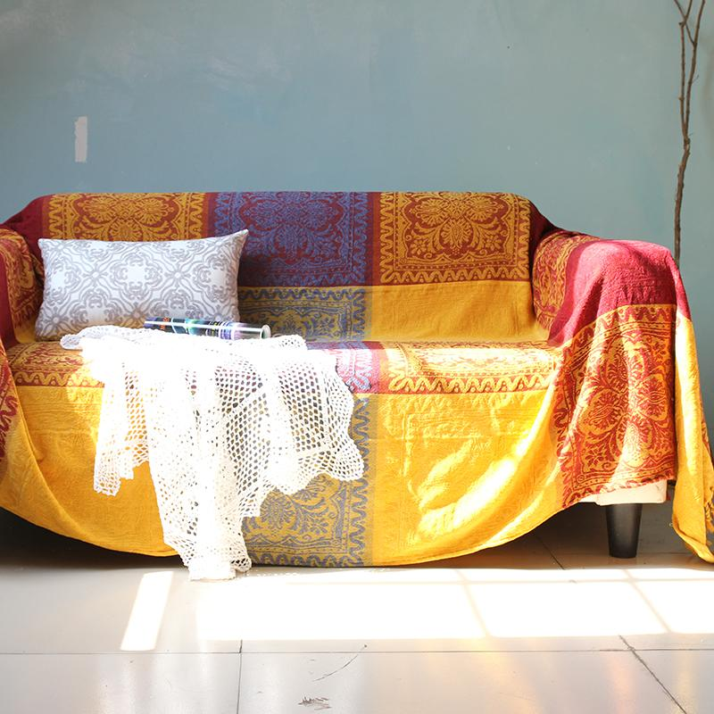 Grosshandel Bohmische Chenille Decke Sofa Dekorative Schonbezug Wirft