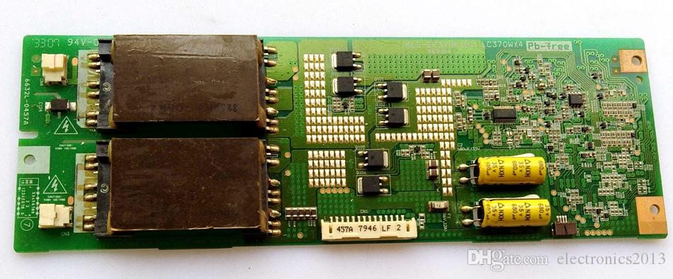 Free Shipping 100% Tested Work LCD Backlight Inverter Board TV Board Unit  For 6632L-0457A KLS-EE37HK LC370WX4