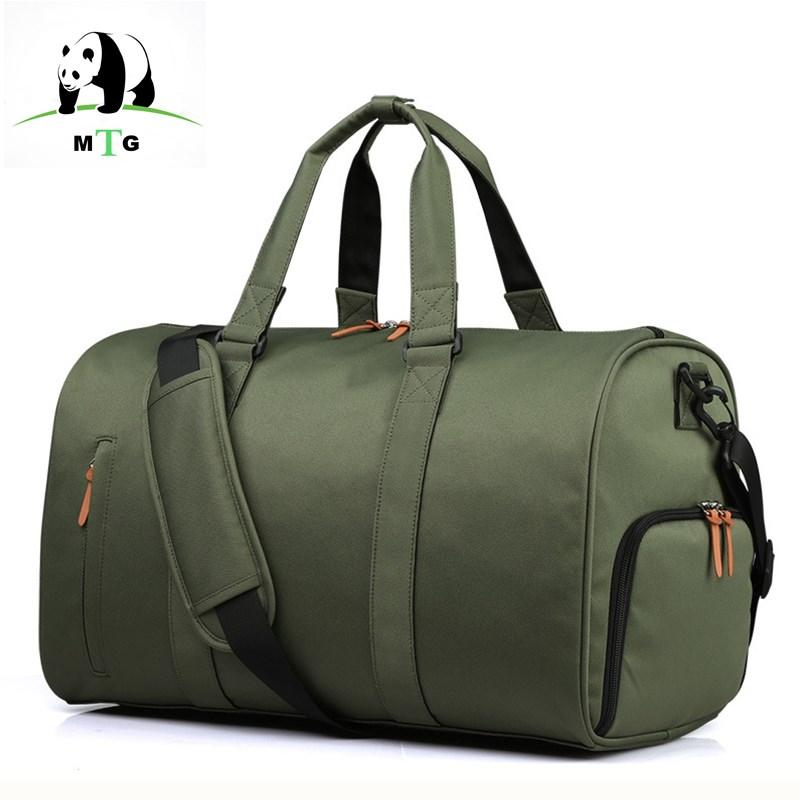 4e6292f790a Men Travel Bags Large Capacity 18.5 Inch Women Luggage Travel Duffle ...