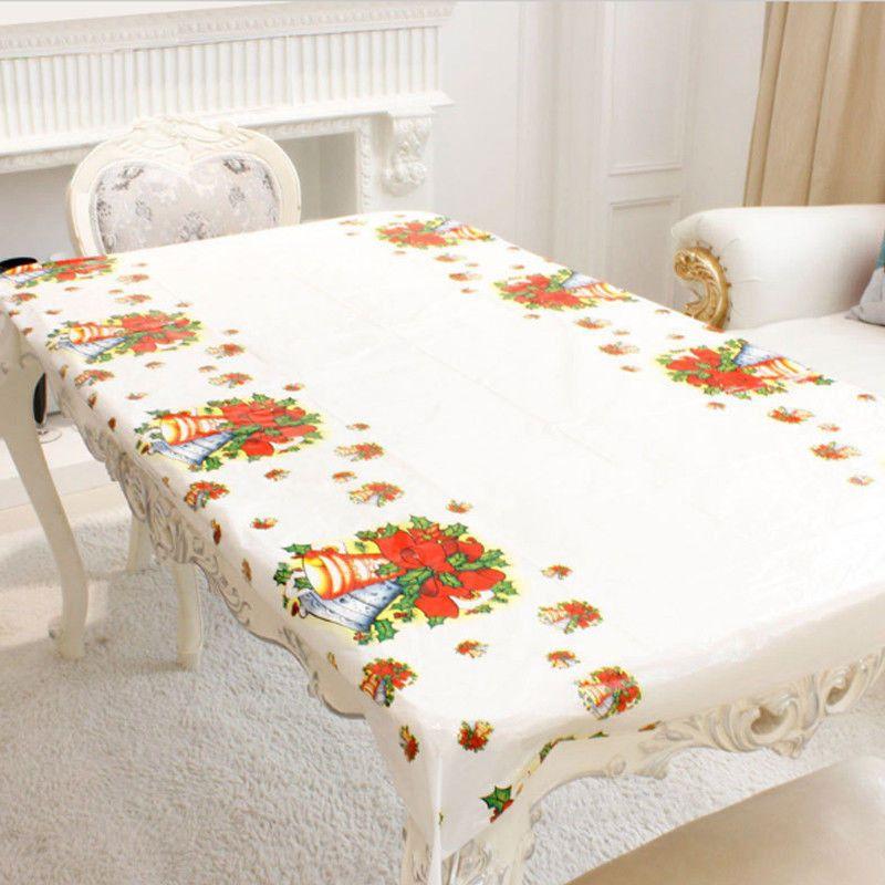 Acheter Vaisselle De Nappe De Noel Festive De Decoration De Table De