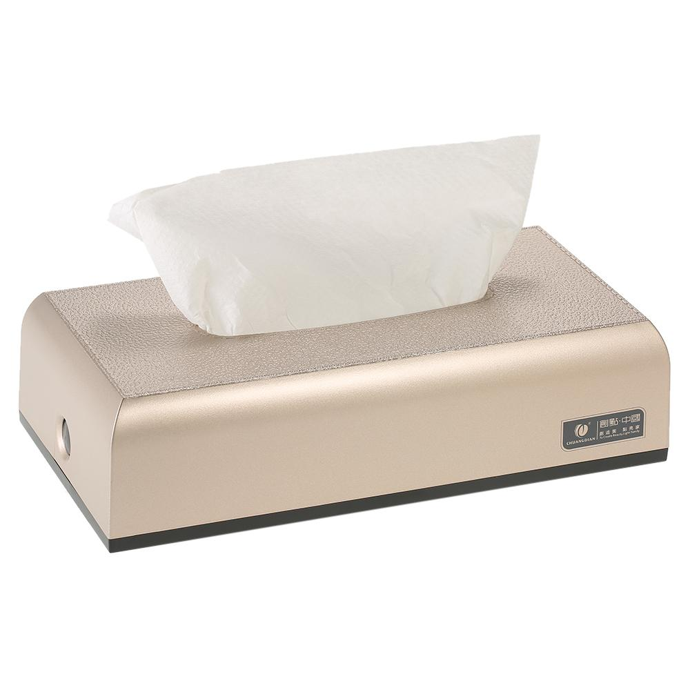 2019 Hotel Household Bathroom Facial Tissue Paper Dispenser Box