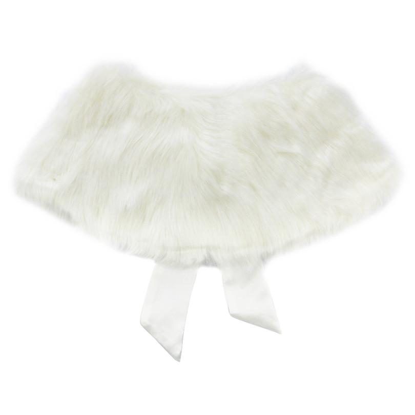 3-6Y Kızlar Shrug Cape Kızlar Hırka Wrap Çocuk Giyim için Karşılaşma Elbise Kırmızı / Beyaz / Fildişi / Pembe Bir Boyutuna 2017 Kızlar Ceket Coat