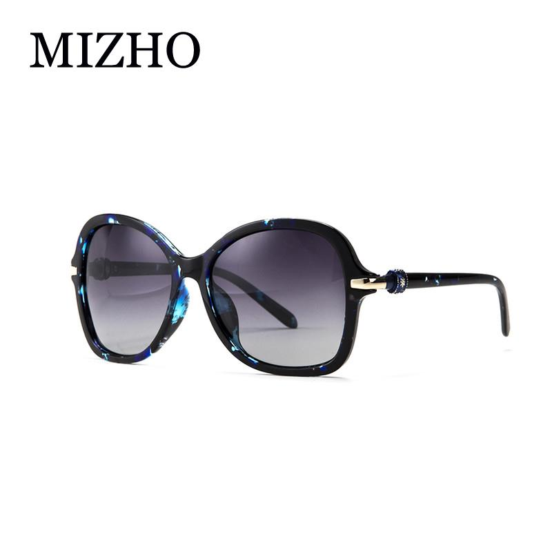 6c4301f16c Fashion BLUE Pattern Gradient Polarized Sunglasses Women Clear With BOX  High Quality Anti Glare Polaroid Glasses Ladies Luxury Prescription Glasses  Online ...