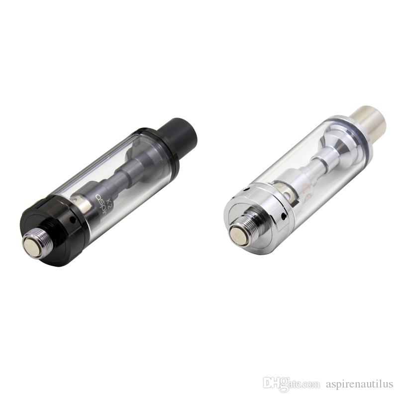 Al por mayor-Auténtico Aspire K2 Vape Tank Vaporizador para cigarrillos electrónicos vape aspire k2 kit envío gratis DHL
