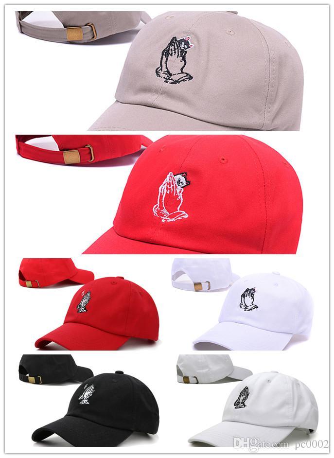 fb152b96b 2018 New Ripndip Peaked Cap Snapabcks Drake Caps Cat Hiphop Snapback ...