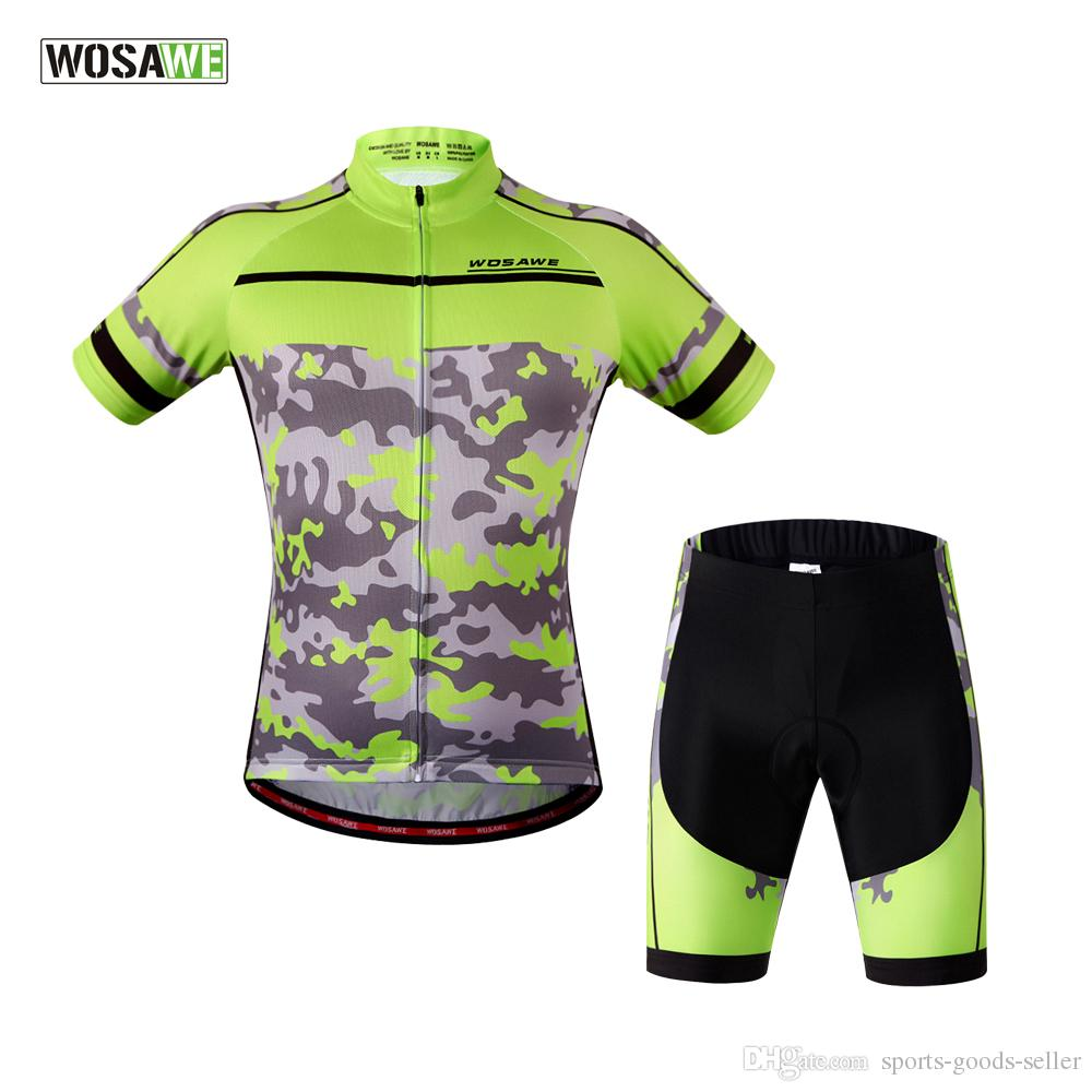 3d7979d11 Hot Sale Wosawe New Cycling Jerseys Breathable Bike Clothing Quick ...