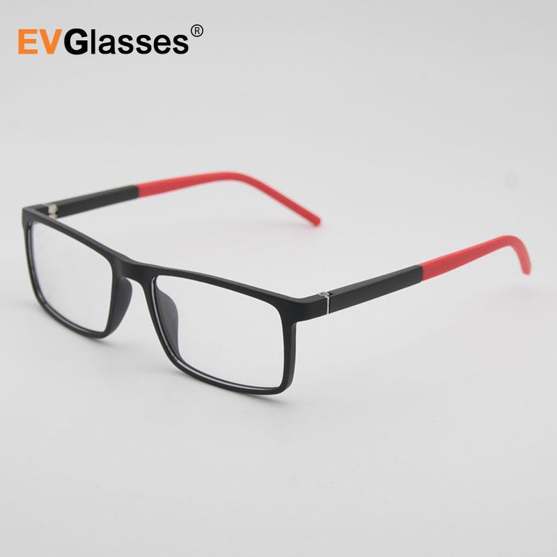 bd538400b38 2019 EVGlassesHigh Quality TR90 Kids Glasses Frame Unisex Cool Designer  Eyeglasses For Boys And Girls Delicate Red Children s Eyewear From Milknew