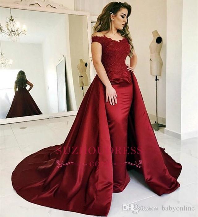 Красные выпускные платья 2019 рекомендации