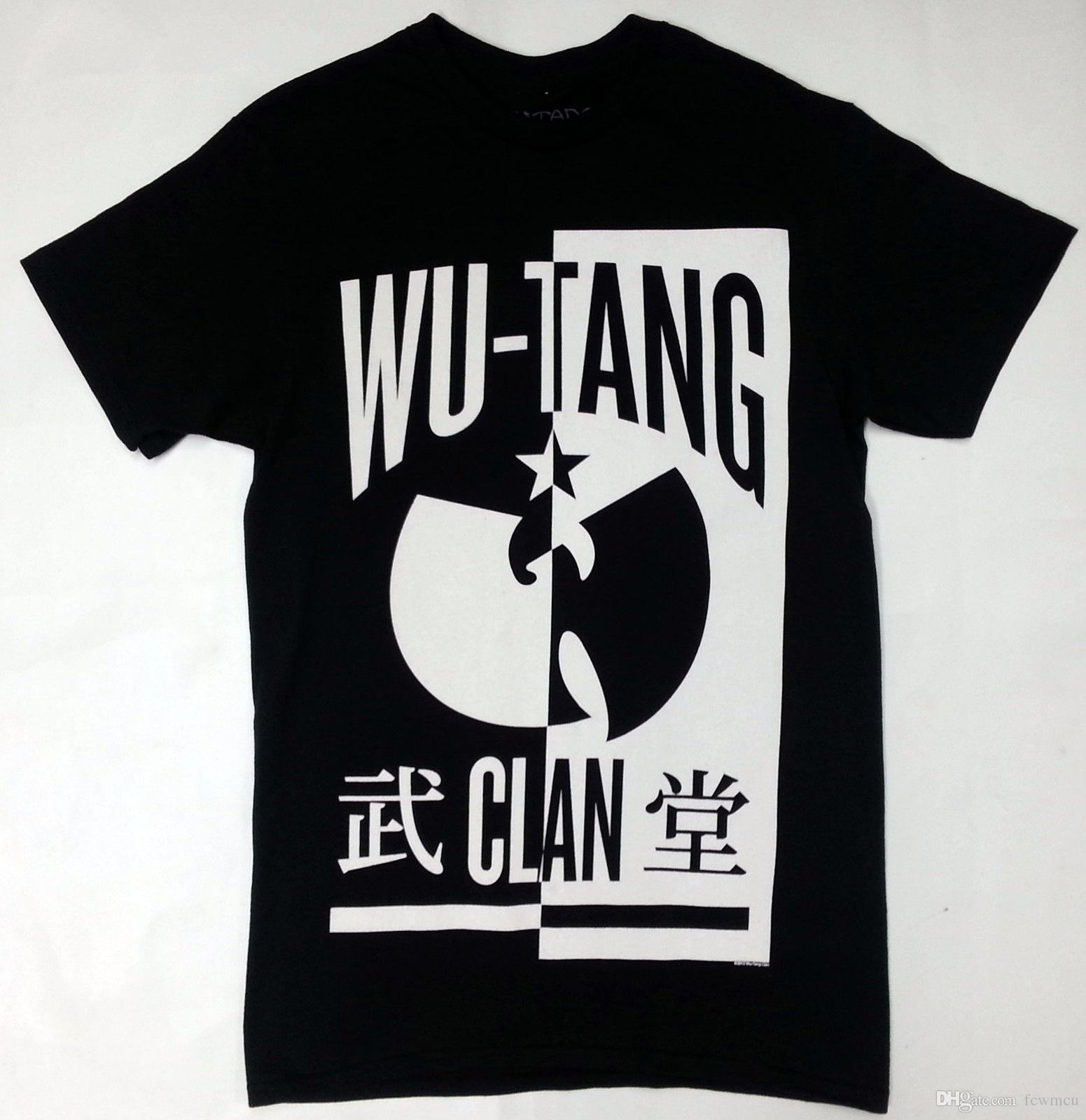 85e7d810964beb Wu Tang Clan YIN YANG LOGO  W BIRD  T Shirt NWT 100% Authentic LIMITED RUN  T Shirt Site Online Tees From Shirts2you