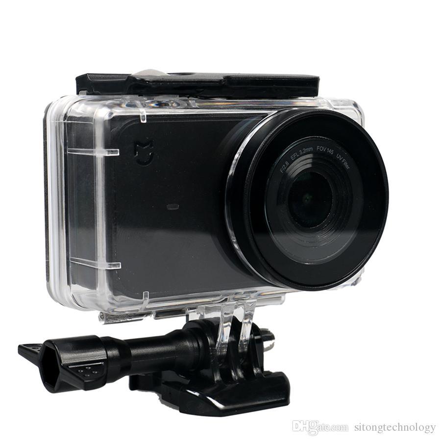 Digital Gear Bags Camera/video Bags Protective Frame Mount Case Cover Housing For Xiaomi Mijia Mini 4k Sport Camera