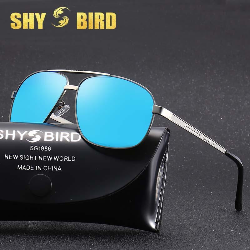 SHYBIRD 2018 New Men s Sunglasses And Fashionable Men s Glasses Police  Sunglasses Serengeti Sunglasses From Ancient88 b34bc3f9734f3