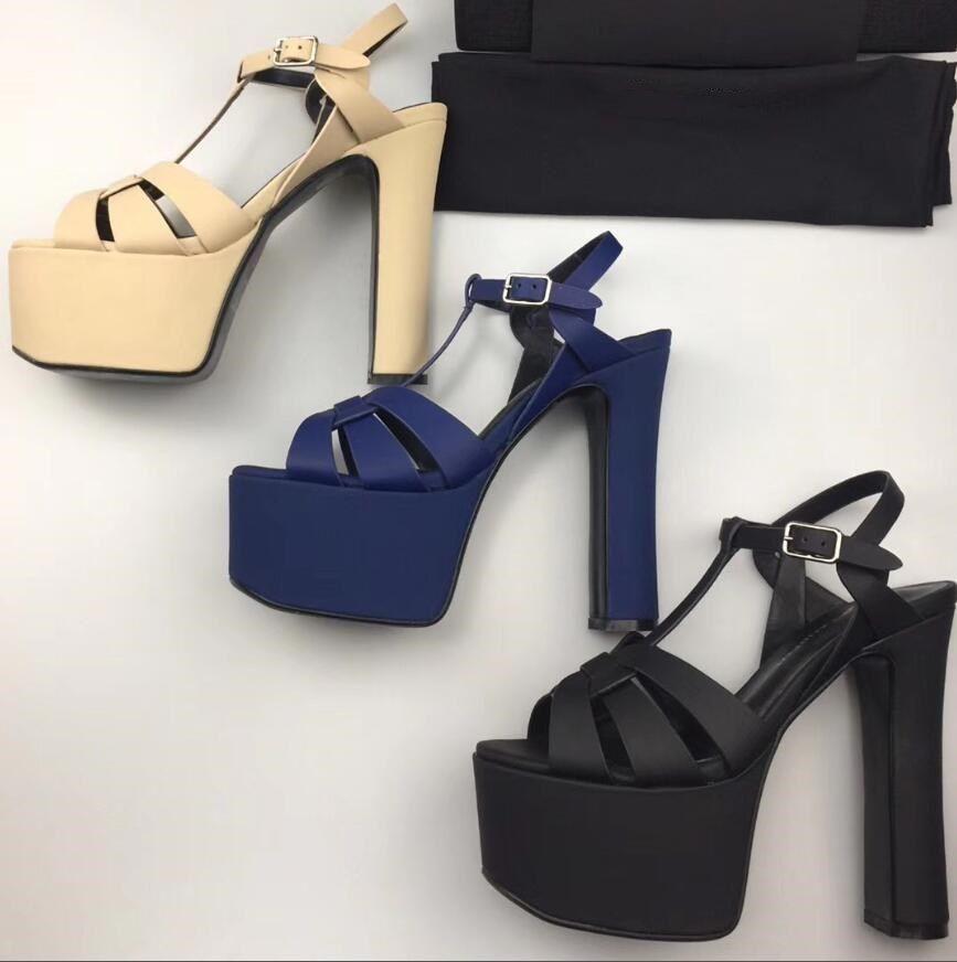 ¡PRECAUCIÓN! CALIENTE Mujeres de la marca de cuero de impresión Nomad Sandal Designer Outsole de cuero Perfect Flat Canvas Sandalia llano Size35-41