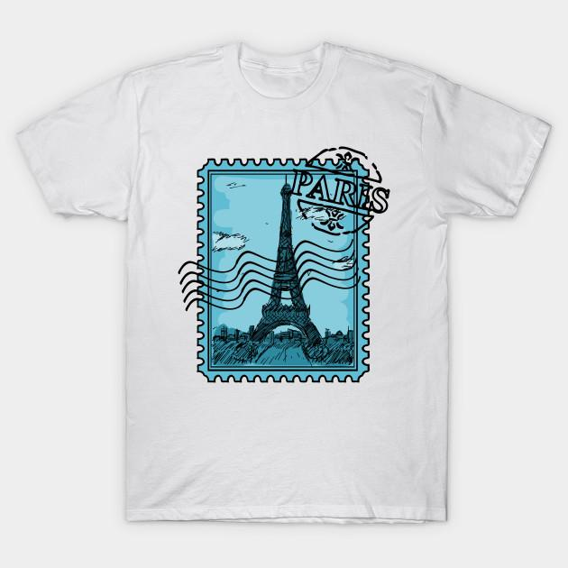 9342f142d5 2019 Male The Eiffel Tower In Paris, France T Shirt Printing T Shirt Trend  Cartoon Tee Great T Shirts Buy T Shirt From Joyice_1987, $9.01| DHgate.Com
