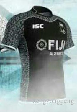 cfce09716f4 2019 2018 Fiji Home White Rugby Jersey NEW 2017 2018 Fiji RUGBY Jersey 16  17 Top Thailand Quality RWC NRL Fiji White Home Away Shirts From  Zengzongpeng, ...