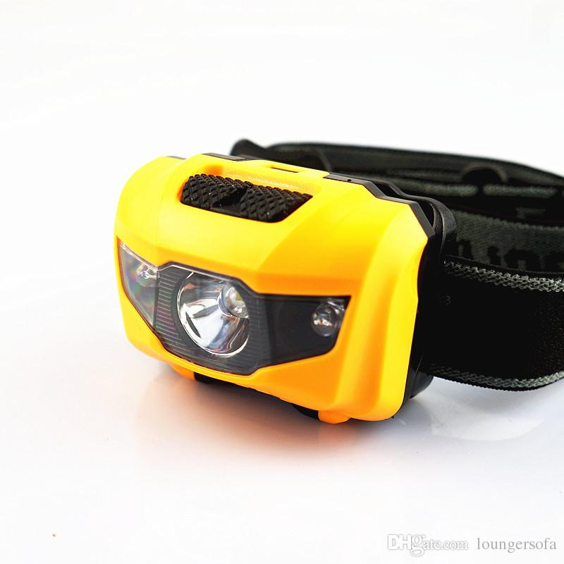 Outdoor Night Running Lighting LED Waterproof Fishing Headlamps Super Light Riding Bike Strong Light Headlamp Hot Sale 15lh X
