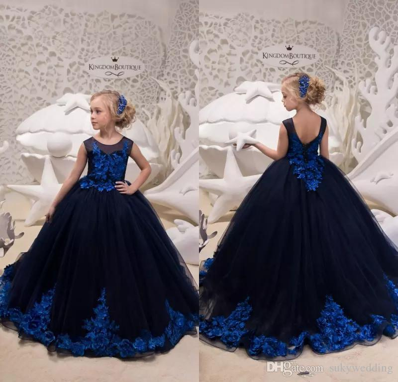 Opinion you black and blue flower girl dresses authoritative message