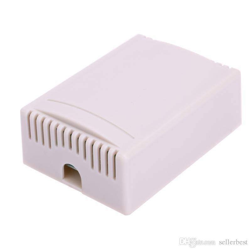 12V 2-CH التحكم عن بعد 2CH العالمي اللاسلكي 433MHz التبديل التحكم عن بعد مع جهاز التحكم عن بعد Multifuction عبر نوع