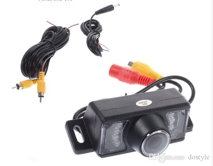 Backup Camera For Car Universal Waterproof Rear-view License Plate Car Rearview Camera Wide backup parking rearview car camera