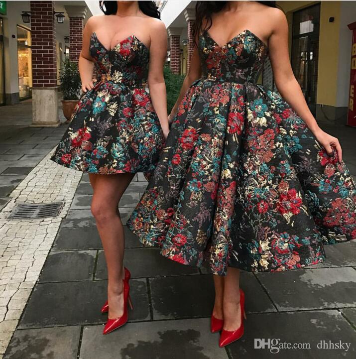 Вечернее платье Юсеф aljasmi Ким Кардашян без бретелек вышивки бальное платье мини Алмода gianninaazar ZuhLair Мурад Ziadnakad 0016