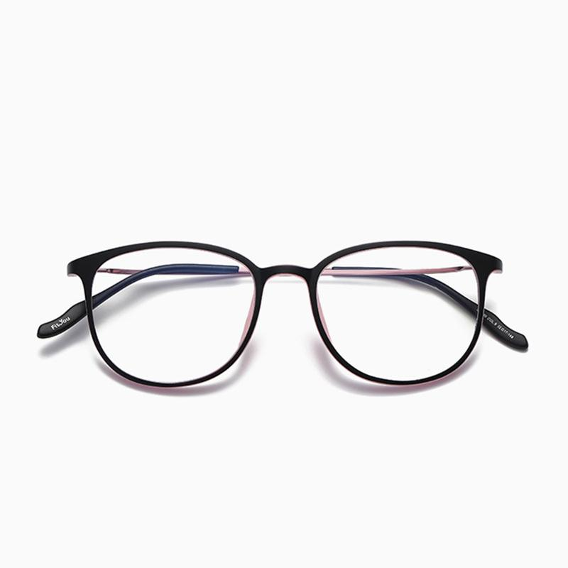 7c4d5d7571f 2018 New Retro Square Frame Eyeglasses Frames Men Spectacle Eye ...