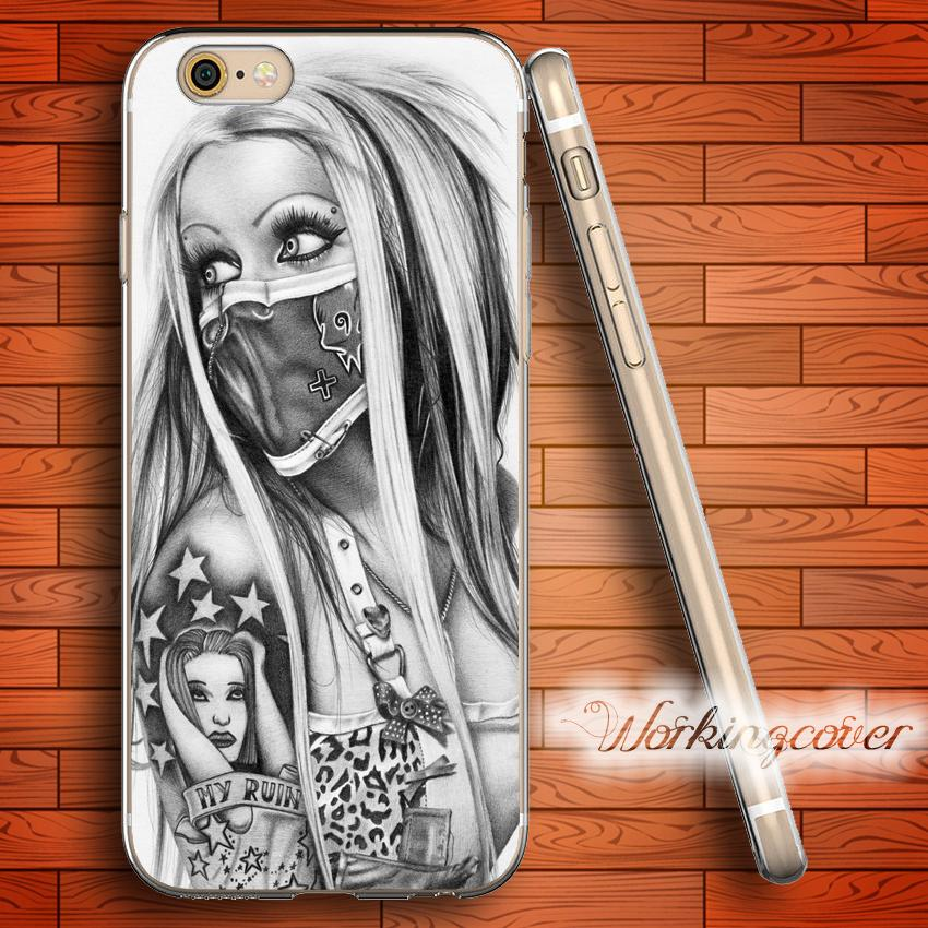 coque iphone 7 plus tattoo