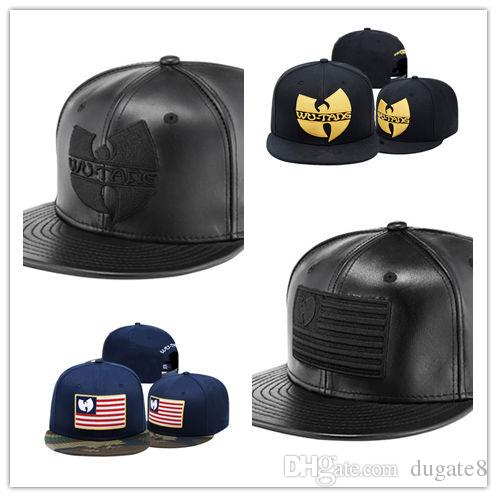 5ba35450360 Top Selling 2018 New Wu Tang Snapback Hat WUTANG Baseball Cap Wu-Tang Clan Bone  Gorras Cap Hat Snapback Online with  11.32 Piece on Dugate8 s Store ...