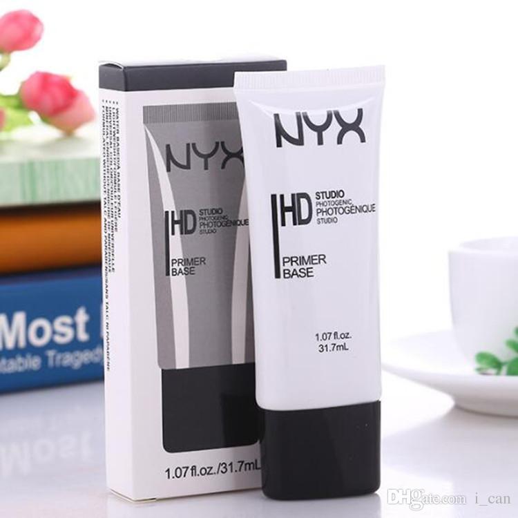 2019 Dropshipping NYX HD Studio Photogenic Primer Base Face Foundation BB Cream NYX Primer Concealer