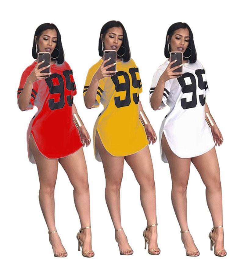 02de4d5cd40 Fashion Sexy Club Sleeveless Tshirts Digital Printing Women Bodycon ...