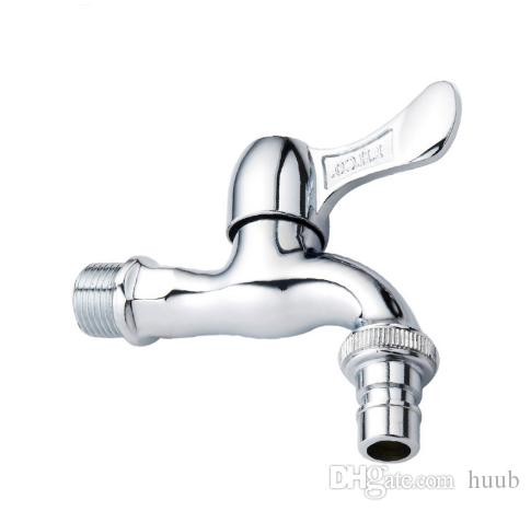 Superbe 2018 Washing Machine Garden Faucet Decorative Outdoor Faucets Tap Bibcock  Laundry Utility Faucets Robinet Nozzle ICD60486