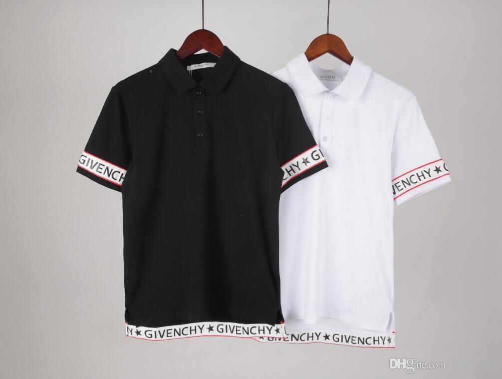 Grosshandel Jj Neue Marke Polo Designer Shirt Plus Multi Stickerei