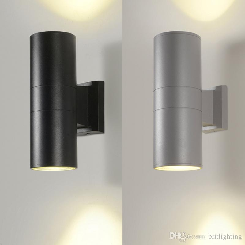 up down lights outdoor european outdoor wall lamps waterproof patio up down light balcony staircase led exterior lights