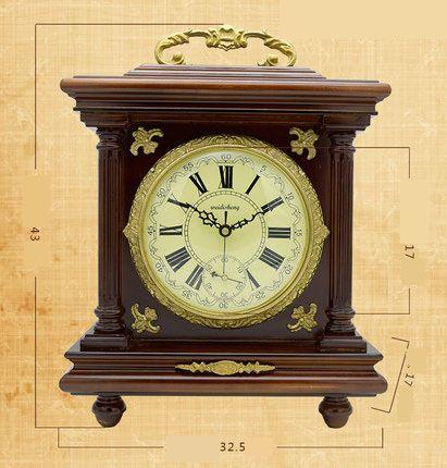 decorative desk clocks 2018 decorative retro table desktop clocks living room bedroom vintage desk clock nostalgic ornaments quartz watches from oopp