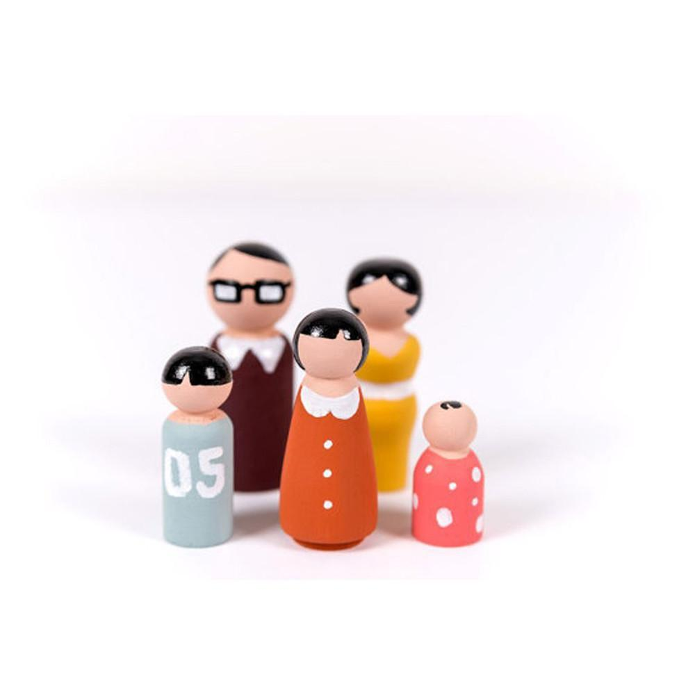 Sonstige 5 Souvenirs Puppen Mode-, Spielpuppen & Zubehör