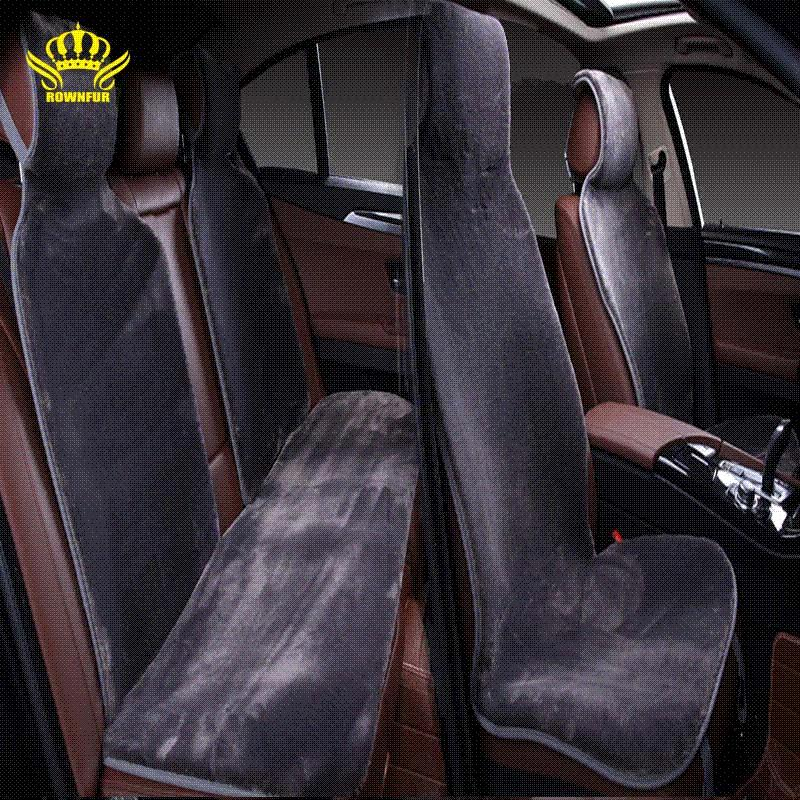 Astonishing Faux Fur Bucket Seat Covers Inzonedesignstudio Interior Chair Design Inzonedesignstudiocom