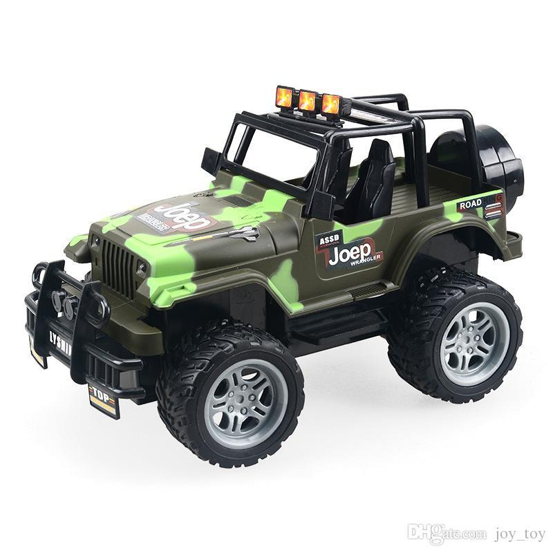 gro handel 1 18 rc jeep off road truck auto. Black Bedroom Furniture Sets. Home Design Ideas