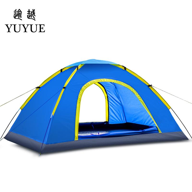 Fashin 2 Person Outdoor Tent C&ing For Sleeping Bag Tent C& Cleary Day Hiking C&ing Travel Gear Gazebo High Quality 6 Man Tents Backpacking Tent From ...  sc 1 st  DHgate.com & Fashin 2 Person Outdoor Tent Camping For Sleeping Bag Tent Camp ...