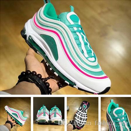 97 South Beach Running Shoes With Box Men Women Authentic Quality 97  Trainers Sneakers Top Running Shoes Running Shoes Online From Fashion bar a997b507b9