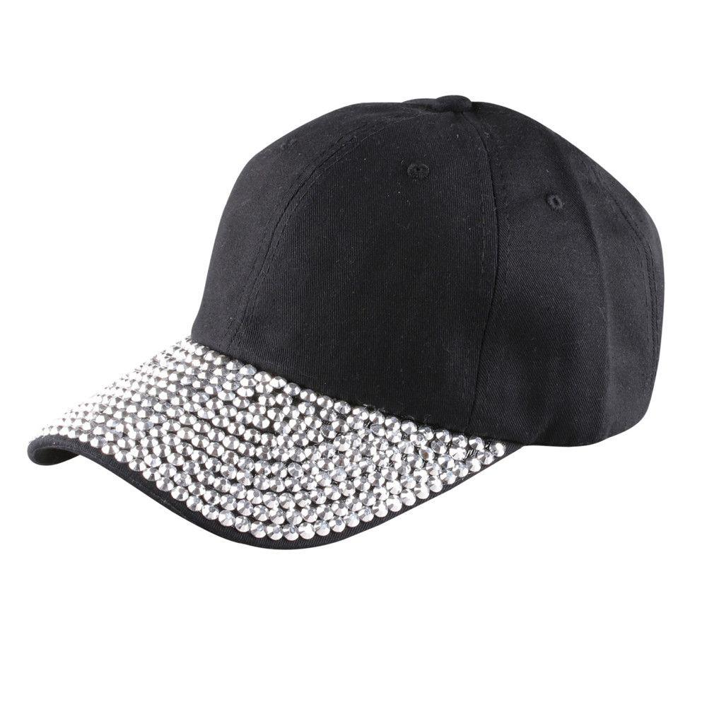 bb499dfb56a 2018 Fashion Hip Hop Jean Sport Hat Casual Denim Baseball Cap Sun Hat Mens  Womens Summer Male And Female Denim Rhinestone CNO Snapback Caps Fitted Hats  From ...