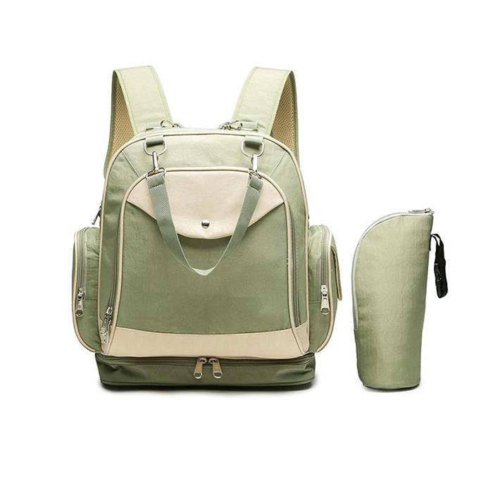 Mummy Backpack Changing Bag with FASHION super versatile Large Multi-functional school girl women Baby Nappy Diaper Bag