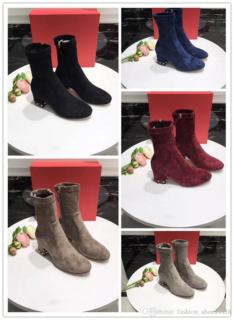 Nouveau Mode Bottes Style Crocodile Chaussures De Acheter Femmes En BTd1Wq