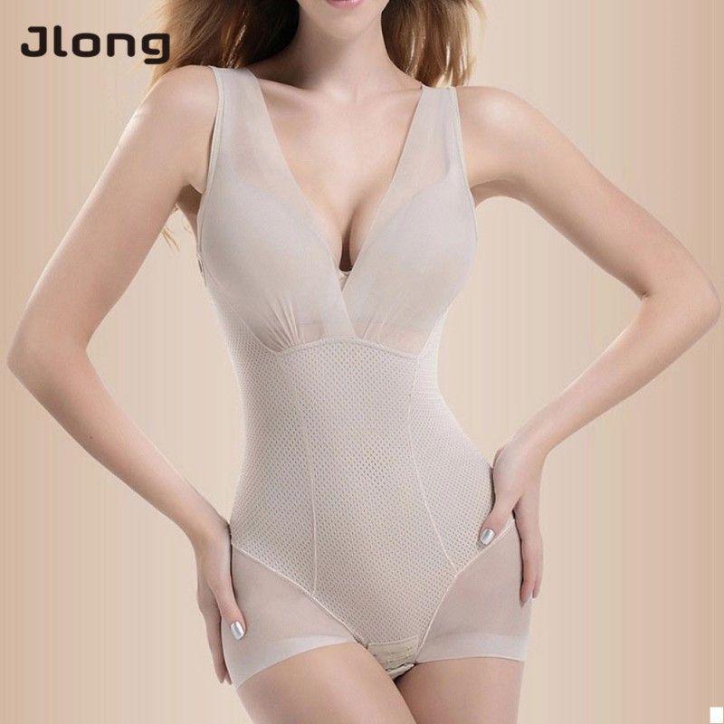 c643a86d63 2019 Shapewear Tummy Suit Control Underbust Women Body Shaper Slimming  Underwear Vest Bodysuits Jumpsuit Correctiv L XXL From Fitzgerald10