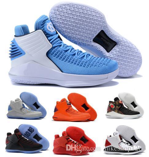 990edd24881ca Compre 32 Zapatillas De Baloncesto Hombres Mujeres Mike Grey XXXII  Velocidad De Vuelo Prohibido Por Qué No Es Alto Zapatillas Bred Sport  Diseñador ...