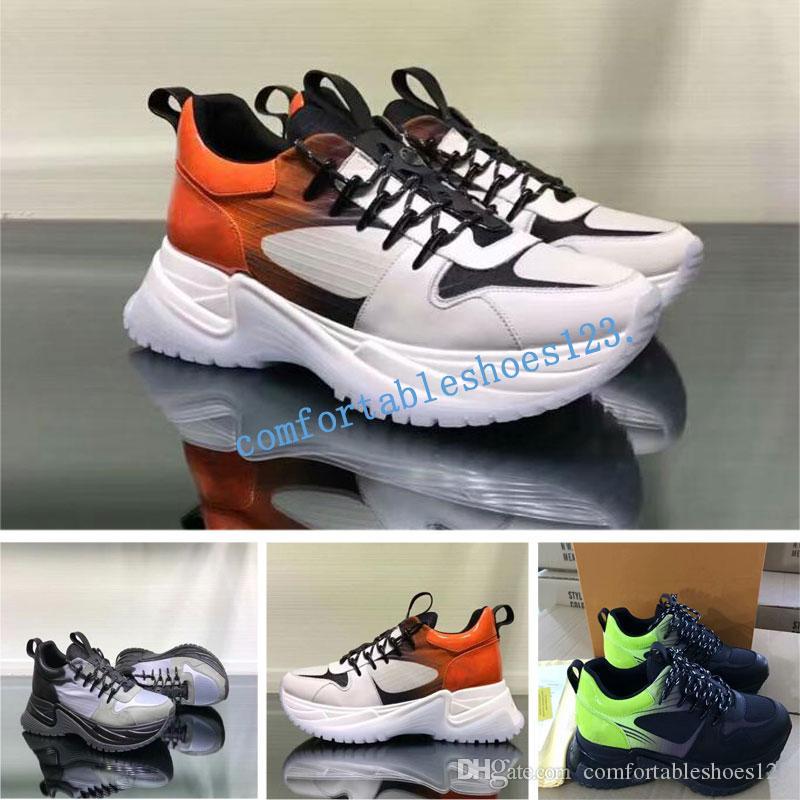 849defaf3a6bfa New Run Away Pulse Sneaker Mens Luxury Brand Sneaker Men Shoes ...